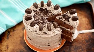 OREO Cake - Gemma's Bigger Bolder Baking Ep 143 by Gemma's Bigger Bolder Baking