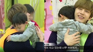Video [Eng Sub] HyungWon And His Precious Koala Baby! Monsta X Ray Episode 5 MP3, 3GP, MP4, WEBM, AVI, FLV Desember 2017