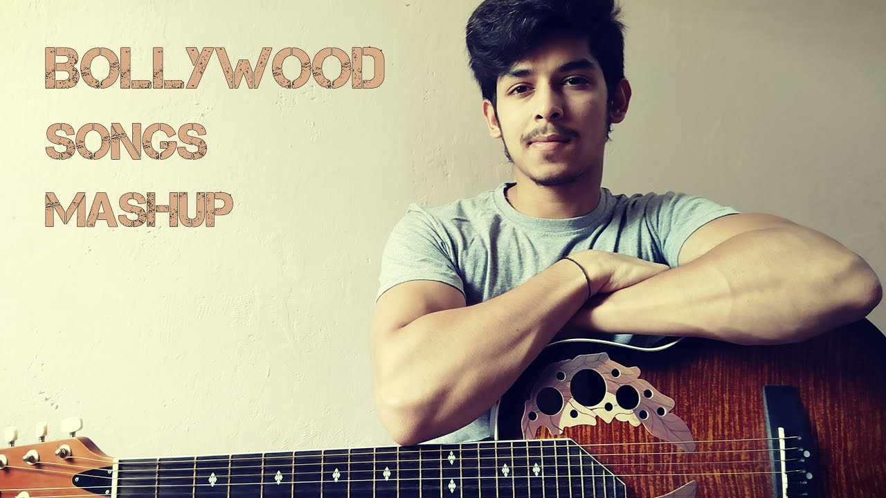 Retro-Modern Bollywood Songs Mashup | Acoustic Version | Akshat Shrivastava