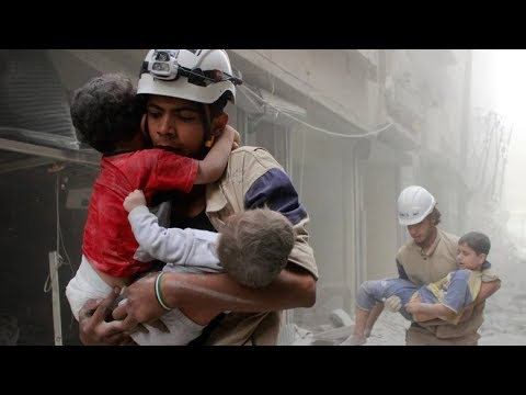 The National for Sunday July 22, 2018 — White Helmets, Wildfires, Devil Fish