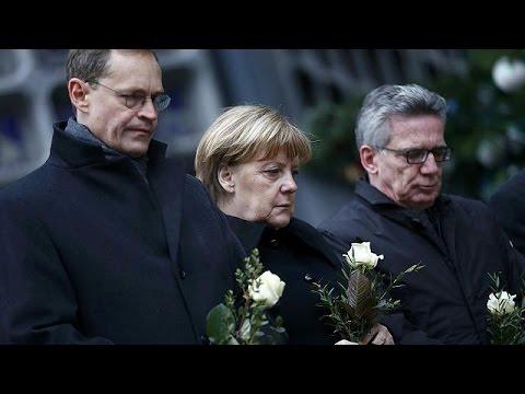 Γερμανία: Η Ευρώπη τιμά την μνήμη των θυμάτων του Βερολίνου