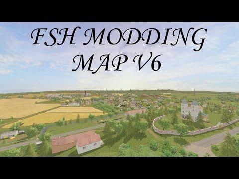 Fsh modding map v6.1