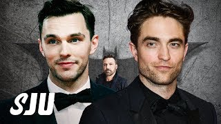 Robert Pattinson & The Batman Frontrunners | SJU by Clevver Movies