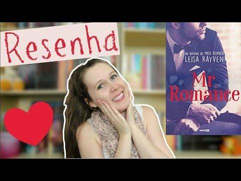 Resenha Mr Romance | Leituras de Deni