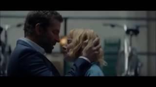 Kissing scene from Burnt (2015)