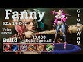 Mobile Legends: Fanny 10.000 Subscribers Special! Skin Giveaway + Voice Reveal!