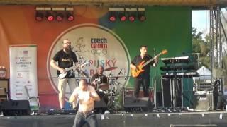 Video Náměsíčný pierot - Jsem na polibek malý (Pardubice 15.8.2016)