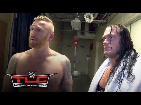 Heath Slater & Rhyno address their future as a tag team: WWE TLC Exclusive, Dec. 4, 2016