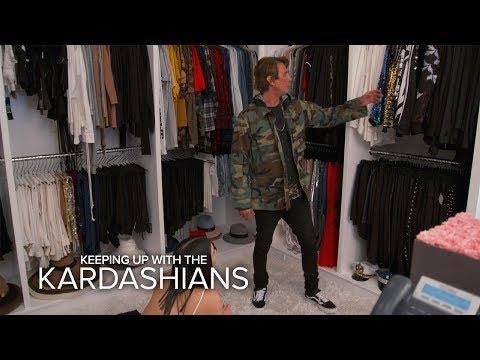 Download KUWTK | Kim Kardashian West & Jonathan Cheban Raid Khloe's Closet | E! HD Mp4 3GP Video and MP3