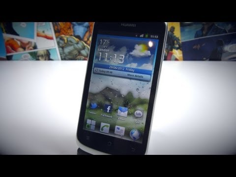 Review: Huawei Ascend G300