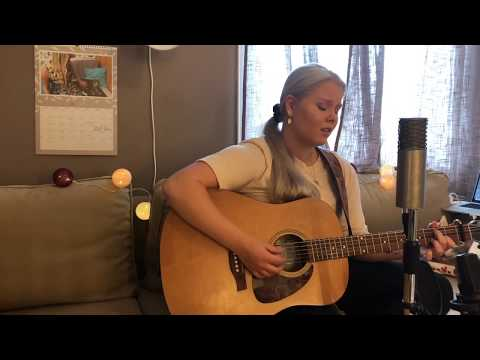Love Me Anyway - P!NK Ft. Chris Stapleton (Cover By Benedicte Hjelle Andersen)