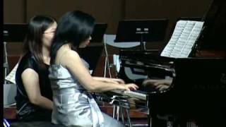 Duo Clarion - Chad Burrow, Clarinet / Amy Cheng, Piano: Cavalleria Rusticana Part 1 of 2