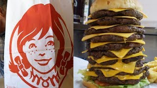 Video 10 Fast Food HACKS You Never Knew About! MP3, 3GP, MP4, WEBM, AVI, FLV Januari 2018