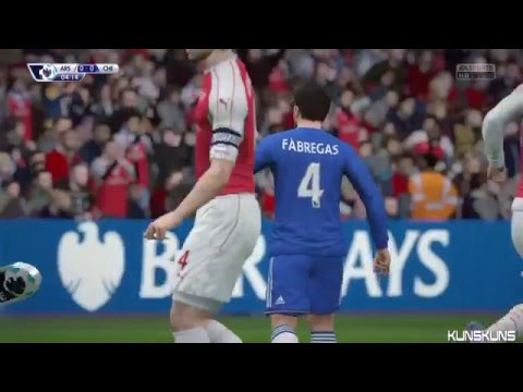 Arsenal vs Chelsea 0-1 All goals & full highlights (Barclays Premier league highlights 2016)