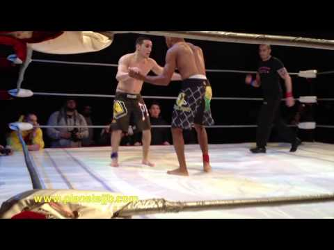 Fabrice Nolvas (RNK) VS Camel Gargi (CBK) grappling clash des campions 4
