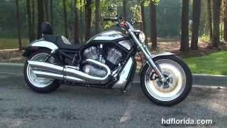 4. Used 2005 Harley Davidson VRSCB V-Rod Motorcycles for sale
