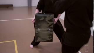 Green Belt Naihanchi Kick