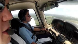 GoPro HD Hero 2 - Cirrus SR20-G2 - Aerosim Flight Academy - KSFB-KEVB