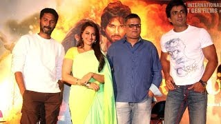 Kaddu Katega' Song And 'R...Rajkumar' New Trailer Launch