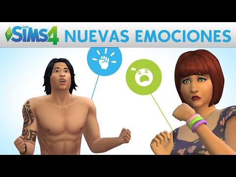 Las nuevas emociones de los Sims en el nuevo tráiler de Los Sims 4