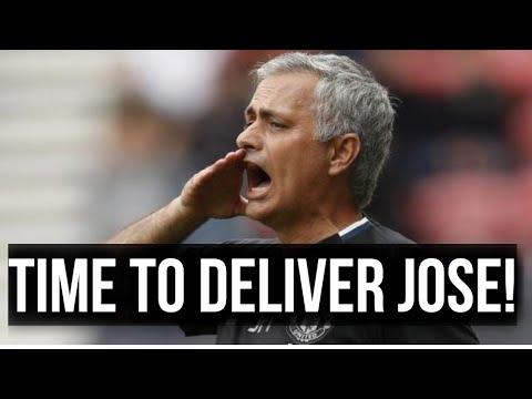 MOURINHO's MAN UTD Transfer Fail! MUFC Transfer News - Thời lượng: 9:53.