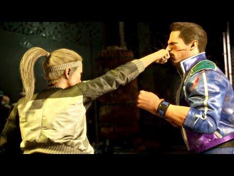 MORTAL KOMBAT 11 - Sonya Beats Up Johnny Cage Story Cutscene (MK11 2019) PS4 Pro - Thời lượng: 3 phút và 22 giây.