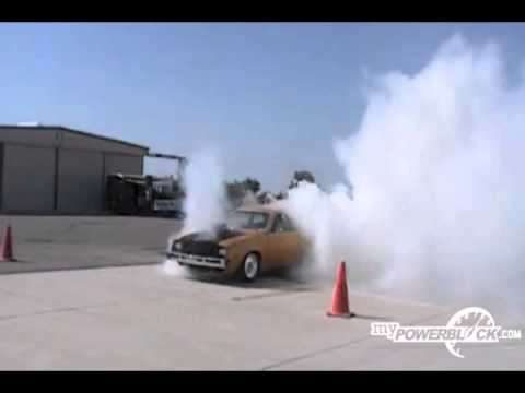 myPowerBlock: Fan shares his winning burnout from 2010 car show