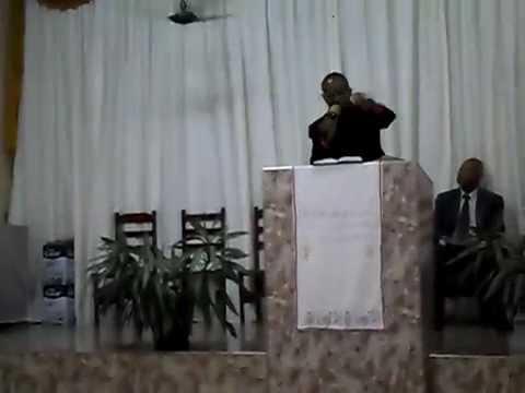 Ministrando a palavra em Itapura