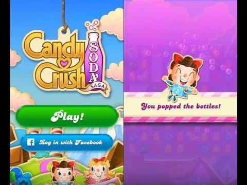《糖果蘇打傳奇 Candy Crush Soda Saga》手機遊戲玩法與攻略教學!