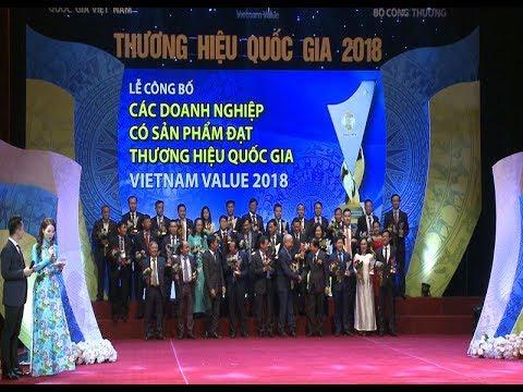 Thương hiệu Quốc gia Việt Nam – Vươn tầm thế giới