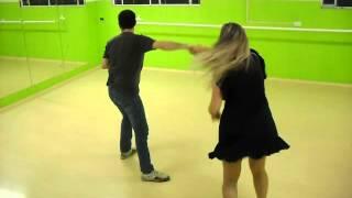 Rafael E Débora - Novas Evoluções Em Sertanejo Universitário - Escola De Danças JL