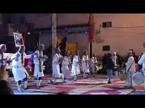 مجموعة اسمكان اولاد العبيد ـ مهرجان إزوران كناوة  – Izouran Gnawa – IzouranGnawa