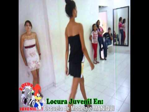 Modelaje - Locura Juvenil hizo parte de uno de los ensayos de la ESCUELA DE MODELAJE (MANIQUÍ) que esta dirigida por René Donado quien es director de de esta academia,n...