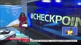 KTN Weekend Prime 7th February 2016 (Part 1)