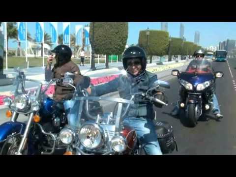 Zeus Harley Day in Dubai, March 6, 2012