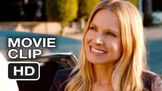 Hit and Run Movie CLIP - I'm Trying To Impress You (2012) Bradley Cooper, Kristen Bell Movie HD