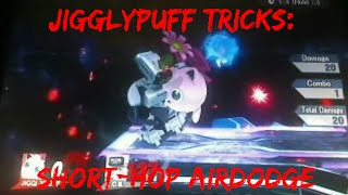 [Wii U/3DS] Jigglypuff Short-Hop Airdodge