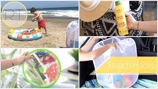 Rachel Talbott Berbagi Tip Untuk Anda Yang Ingin Berlibur ke Pantai