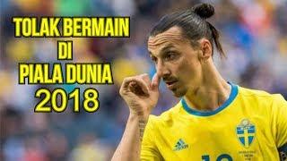7 Pemain BINTANG yang GAGAL Tampil Di Piala Dunia 2018