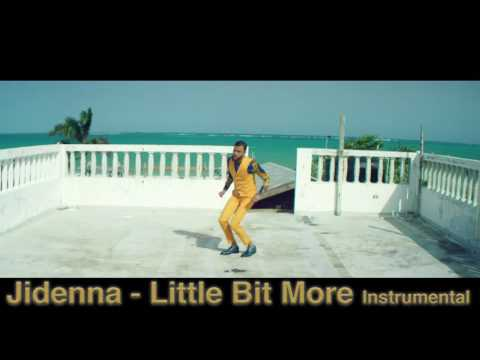 Jidenna - Little Bit More (karaoke / Instrumental) FREE DL