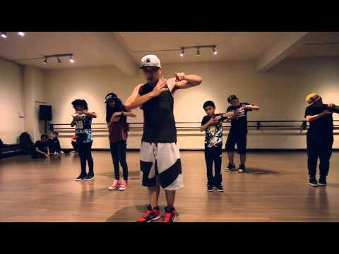 Mr. Steal Your Girl by Trey Songz   (New School) Jason Choreography
