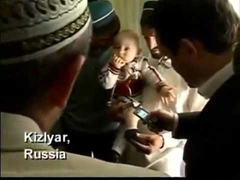 Subhanallah!!,Ayat Qur'an muncul di Kulit Bayi 9 bulan di Rusia (IPH's video)