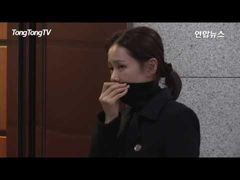 171101 Top Stars attend Kim Joo Hyuk's Funeral