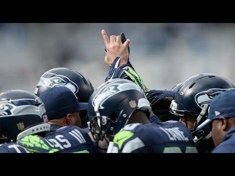 Seattle Seahawks 2017 - 2018 Pump Up (видео)