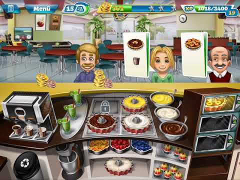 Cooking Fever - Bakery - Level 34 (by Match3news.com)