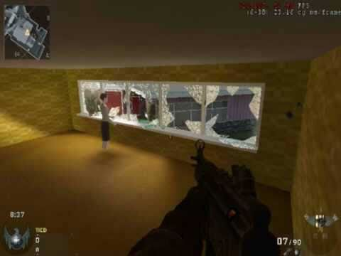 Black ops nuketown secret room glitch