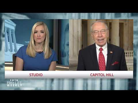 Senator Chuck Grassley on Confirming Kavanaugh