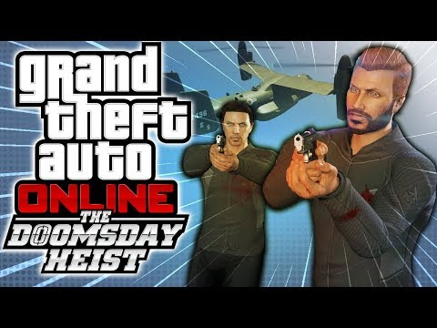 IS THIS OUR CLIMAX? | GTA Online: The Doomsday Heist