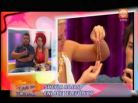 Sheyla Rojas habló sobre los rumores de su separación con Patricio Parodi
