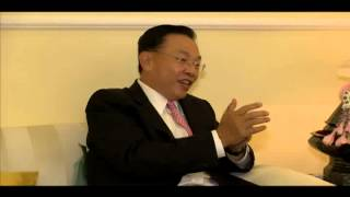 Jogo Do Poder- Thailand Ambassador Interview Part 3